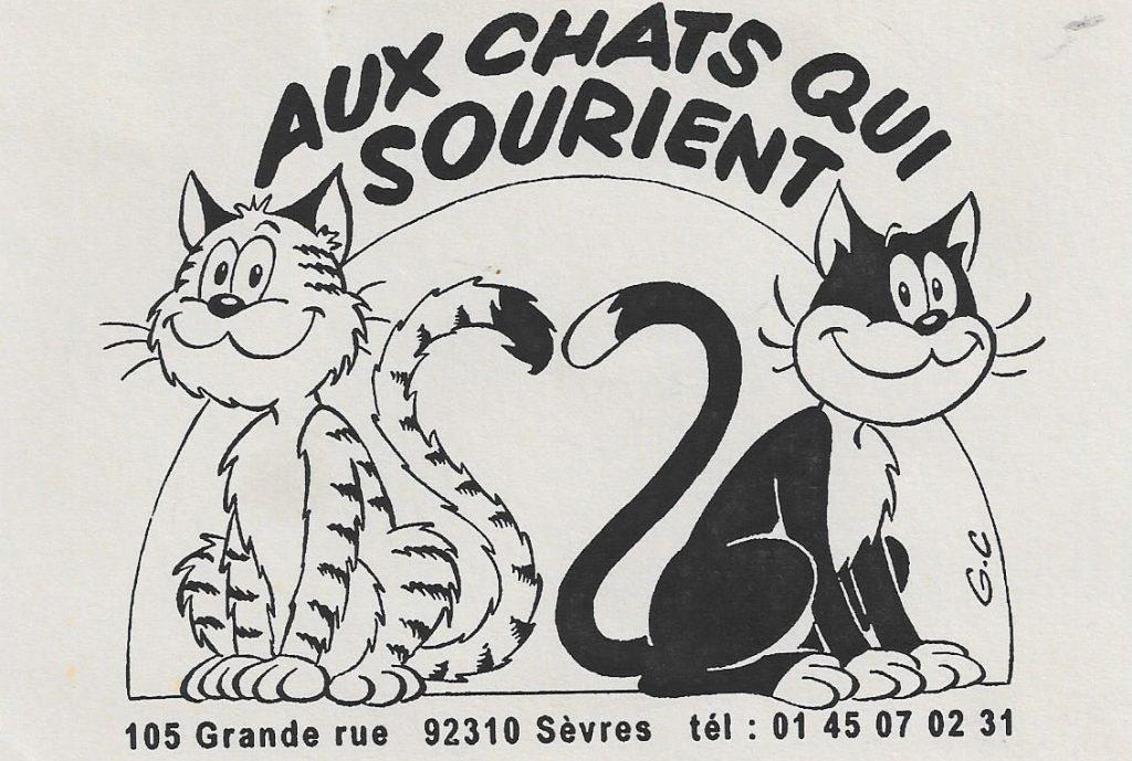 Aux chats qui sourient Association de Protection Animale membre de la Confédération Nationale des SPA de France, située à Sèvres (dans le 92).